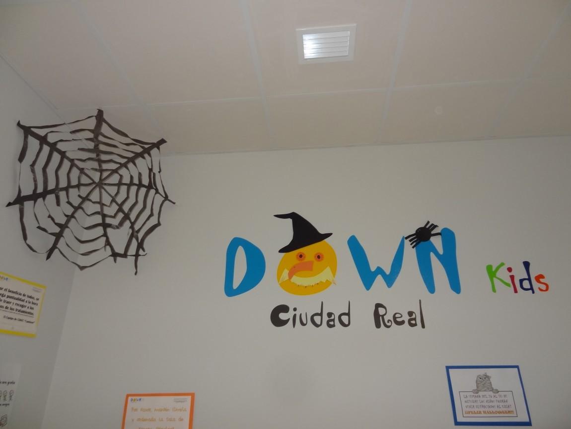 Down Ciudad Real se viste de «Halloween»