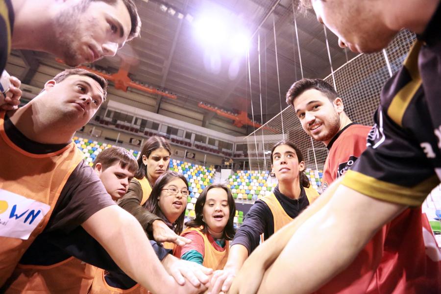 Celebramos el tercer Día del Deporte Inclusivo
