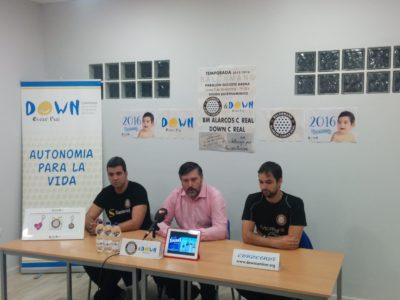PRESENTACIÓN DEL DIA DEL DEPORTE INCLUSIVO