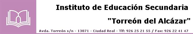 CHARLA-COLOQUIO IES TORREON