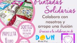 COLABORA CON NOSOTROS,SORTEAMOS ESTA PRECIOSA MANTA