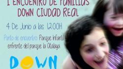 1º ENCUENTRO DE FAMILIAS DOWN CIUDAD REAL