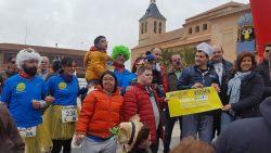 PARTICIPAMOS EN LA CARRERA DE SAN SILVESTRE A BENEFICIO DE DOWN CIUDAD REAL