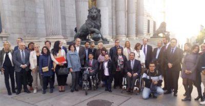 El Congreso de los Diputados reconoce el derecho a votar de 100.000 personas con discapacidad intelectual