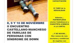 II Encuentro Castellano-Manchego de familias de personas con Síndrome de Down