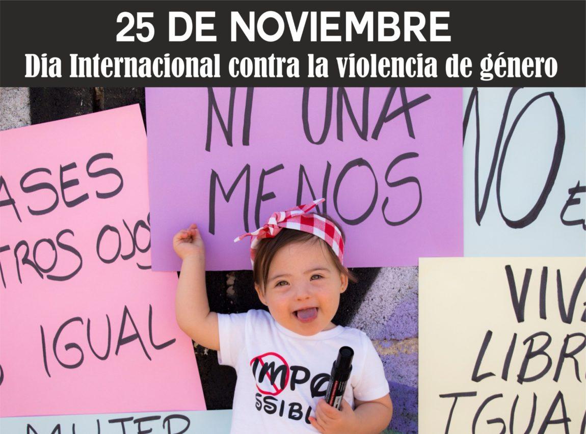 Campaña #DiaInternacionalContraLaViolenciadeGenero