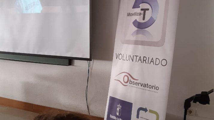 Jornadas de voluntariado Moviliza-T (UCLM Ciudad Real)
